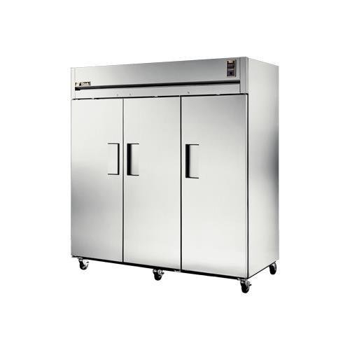 True Commercial Freezer front-361009
