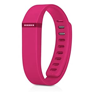 Fitbit Flex Wireless Activity + Sleep Wristband, Pink