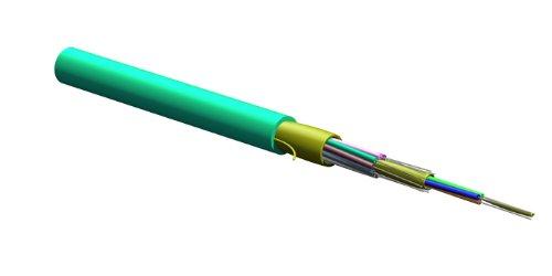 Corning 012T81-33180-24 12-Fiber Mic Tight-Buffered Cable, Riser, 50 Μm (Om3)