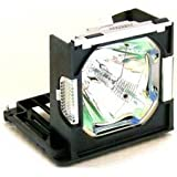 Alda PQ projector lamp POA-LMP101 / 610 328 7362 for SANYO PLC-XP57L Projectors, lamp with housing