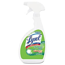 Lysol All Purpose Cleaner With Bleach RAC78914