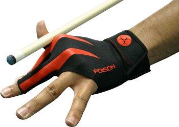 Poison Billiard Glove - L/XL