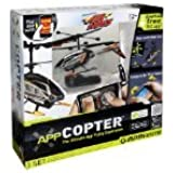 Air Hogs AppCopter (Black and Orange)