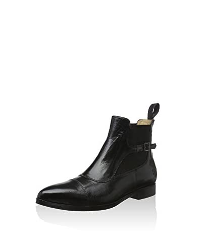 Melvin & Hamilton Chelsea Boot Jessy 10 cognac