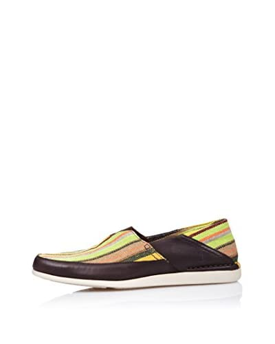 Rockport Slip-On CT Chocolate