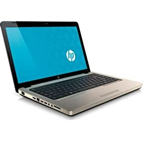 HP G62-144DX Notebook PC with Intel CoreTM i3-330M processor