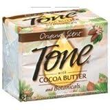 Tone Bath Soap Cocoa Butter Original 2 Bars