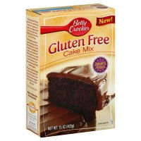 Betty Crocker Devil Food Cake Mix, Gluten Free-15 oz