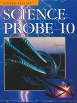 Science Probe 10, Nelson Edition