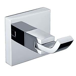 Accessori per il bagno solido gancio accappatoio in ottone 0640 3201 casa e cucina - Amazon accessori bagno ...