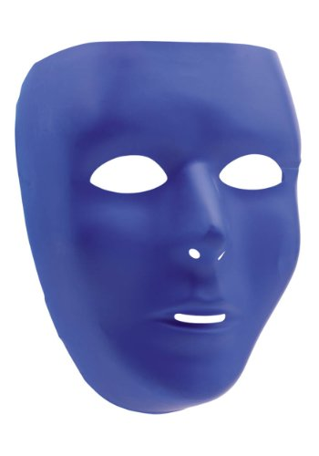 Blue Full Face Mask (Standard)