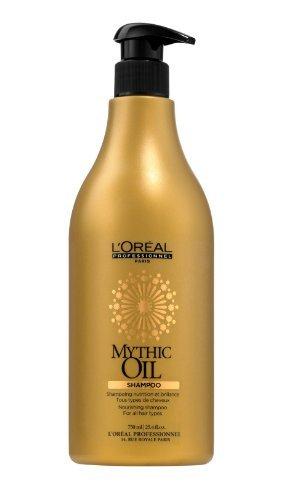 L'Oréal Professionnel Mythic Oil Shampoo 750ML (Salon Size)