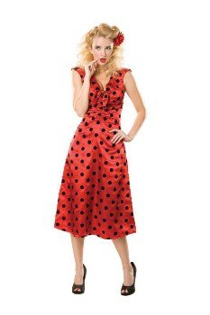 20s Bombshell Bettie Adult Costume Size X-Small