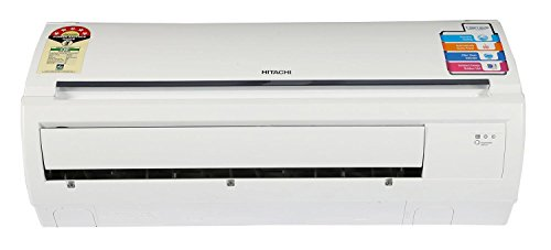 Hitachi RAU312HUDD Kampa Split AC (1 Ton, 3 Star Rating, White)