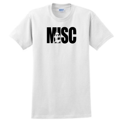 MISC Bert Shirt TShirt Small White Picture