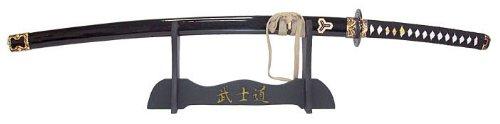 Trademark Kill Bill Katana Sword With Display Stand
