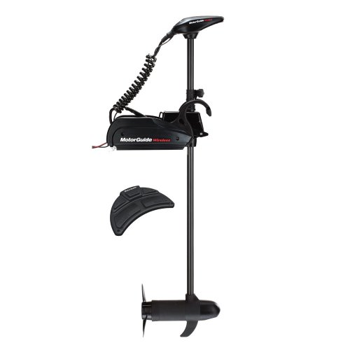 Motorguide Wireless W45 Freshwater Bow Mount Trolling Motor - Wireless Foot Pedal - 12V-45Lb-48""