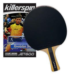 Best Price! Killerspin 110-06 Jet 600 Table Tennis Racket
