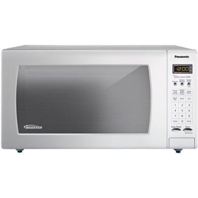 Brand New Panasonic Consumer 1.6Cf Microwave White