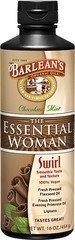 Essential Woman Swirl Chocolate Mint Barlean'S 16 Oz Liquid