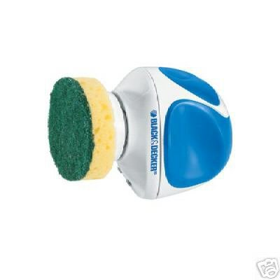 Power Scrubber Brush  PKS160  BLACKDECKER