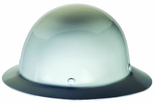 MSA Safety 475408 Skullgard Hard Hat With Fast Track Suspension White