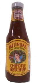 Melindas Rich Smoky Chipotle Ketchup - 13 Oz by Figueroa Brothers