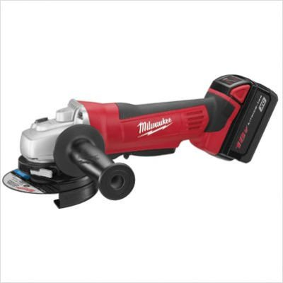 Milwaukee Electric Tools - M18 Cordless Cut-Off/Grinders M18 Cut-Off/ Grinder: 495-2680-22 - m18 cut-off/ grinder