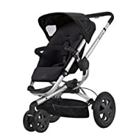 Quinny Buzz 3 Pushchair, Rocking Black - 60355780 by Quinny