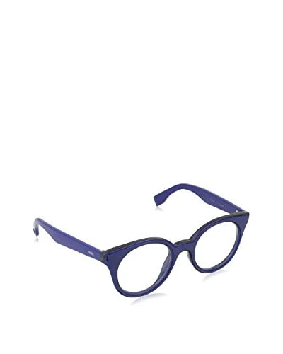 Fendi Montatura FF 0198 (47 mm) Blu