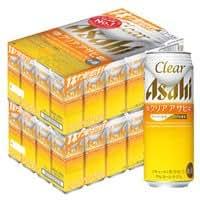 [2CS] アサヒ クリアアサヒ (500ml×24本)×2箱