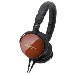 オーディオテクニカ ハイレゾ対応ヘッドホンaudio-technica EAR SUIT PORTABLE HEADPHONES ATH-ESW950