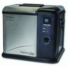 Masterbuilt 20010109 Butterball Professional Series Indoor Electric Turkey Fryer from Masterbuilt
