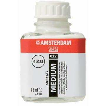 Amsterdam - Médium acrylique brillant - 75ml