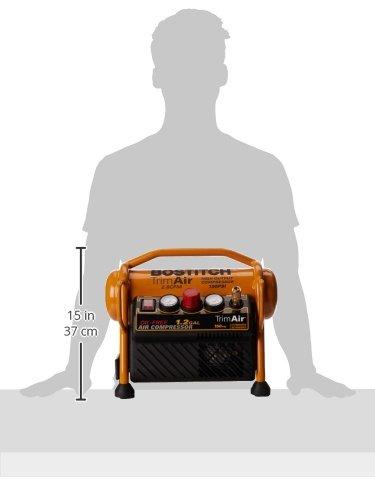 Bostitch CAP1512-OF Trim Compressor Review