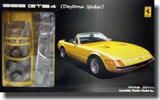 Fujimi 1/24 Scale Ferrari Daytona 365GTS 4 Daytona Spider