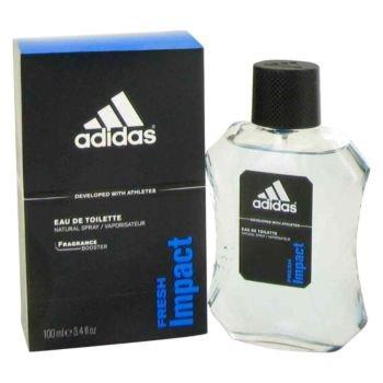 ADIDAS FRESH IMPACT by Adidas EDT SPRAY 3 4 OZ