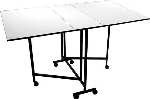 """Sullivans Home Hobby Table-36""""X36""""X59.5"""" Open"""