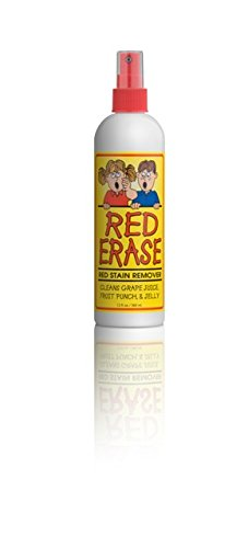 Red Erase 67002 Children Red Stain Remover, 12 Oz. (Good Housekeeping Stain Rescue compare prices)