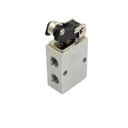 S3R-06 2 Position 3 Way Mechanical Roller Pneumatic Valve 1/8 PT