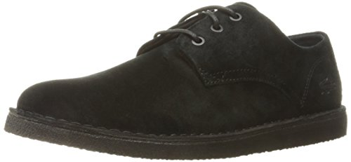 Lacoste Men's Bradshaw 316 1 Cam Oxford, Black, 11.5 M US