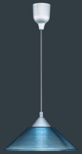 Trio-Leuchten-Lampada-a-sospensione-con-paraluce-in-vetro-esterno-trasparenteinterno-bianco-301400101