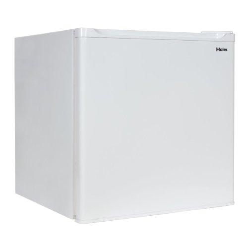 Haier Hcr17W 1.7 Cubic Feet Refrigerator/Freezer, White
