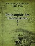 Philosophie des Unbewussten: 3