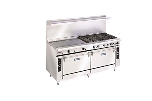 Imperial-Commercial-Restaurant-Range-72-With-2-Burner-60-Griddle-OvenCab-Nat-Gas-Ir-2-G60-Xb