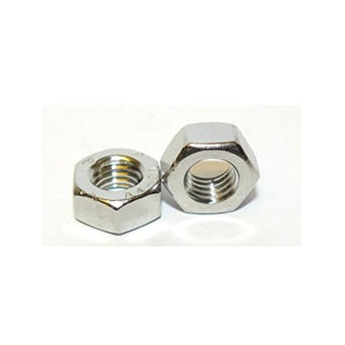 M4 Hex Nut - hell Zink Plated (BZP)