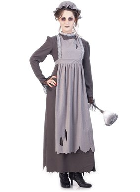 Adult Elsa The Ghost Maid Costume