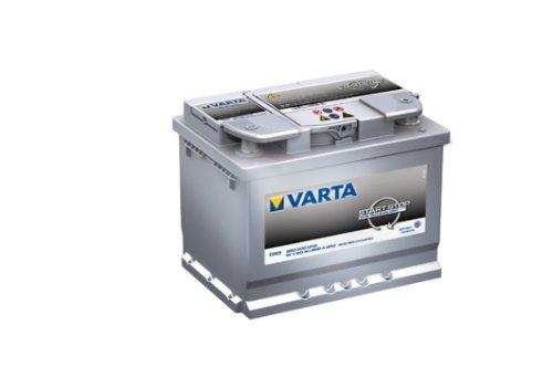 VARTA START-STOP AUTOBATTERIE D53 12V 60AH 560A