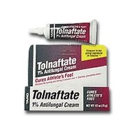 Tolnaftate antifungal athletes foot cream 1% - 1 oz (30 g)