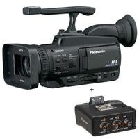 Panasonic Professional AG-HMC40 AVCHD Camcorder with 10.6 MP Still and 12x Optical Zoom